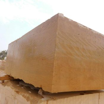 Indus Gold Sandstone Blocks