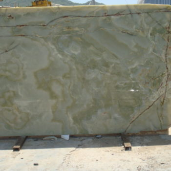 Afghan Green Onyx Slabs