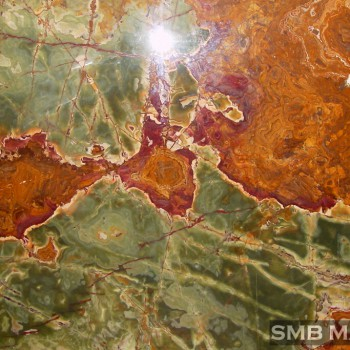 Multi Green ONYX SLABS