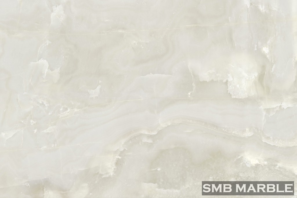 White Onyx Smb Marble
