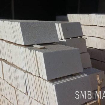 White Limestone Wall Tiles