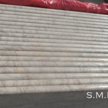 Lakrol Fancy Round Edge Marble For Stairs