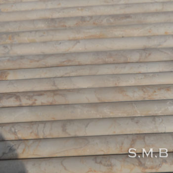 Round Edge Lakrol Fancy Marble